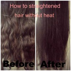 how to straighten your curly hair ways to straighten