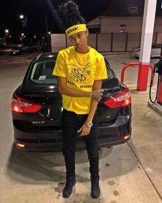 Cute Tomboy Outfits, Tomboyish Outfits, Trendy Outfits, Girl Outfits, Black Girl Fashion, Tomboy Fashion, Fashion Killa, Tomboy Style, Lesbian Outfits