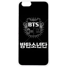 Kpop Iphone6 Plus Plastic Phone Case Cover Bangtan boys BTS V Suga... ($13) ❤ liked on Polyvore featuring phone cases, bts and cases