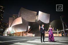 Santa Monica Pier & Downtown Los Angeles Engagement Photography | Lisa & Steven « [JG] Wedding Photography Blog