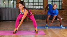 In just 7 minute you will burn loads of calories, improve your endurance, and tone your muscles. With Pace and Go's unique combination of high intensity exercises, such as burpees and tic-tocs, this video will get you looking and feeling great in no time at all. Join Pace and Go in this Grokker Premium Video, 7 Minute HIIT Total Body Cardio Fat Blast.