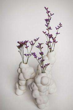 Seaberry vase by Lilian van Daal