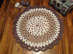 Mi alfombra de trapillo