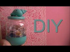 ▶ DIY Glass Jars for storage! - YouTube