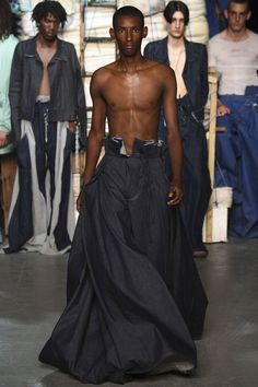 MAN Spring/Summer 2017 - London Collections: MEN #LCM