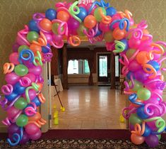 Balloon ARCH garland organic Arch Balloon Organic Spiral - Single - Name - Letters - Swirl Balloons Arch Balloon Centerpieces, Balloon Decorations Party, Birthday Party Decorations, Party Themes, Birthday Parties, Masquerade Centerpieces, Balloon Ideas, Party Ideas, Masquerade Party