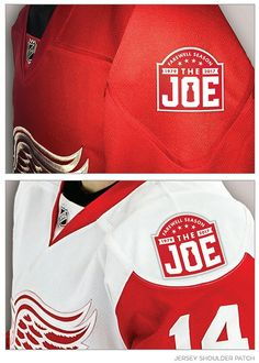 Farewell season at the Joe details announced - Detroit Red Wings - Press  Release 42d817734