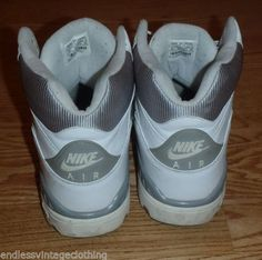 outlet store 66d22 f1406 Vintage Nike Force Shoes Size 15 Air Basketball dunk jordan retro