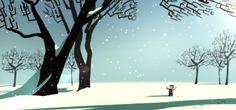 Snowmageddon. illustration/animation byGoro Fujita:: viachapter-56.blogspot.ca