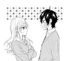 Love manga, love life! Mangatown is the best Manga Art, Manga Anime, Anime Art, Seshomaru Y Rin, Tsubaki Chou Lonely Planet, Cute Anime Coupes, Anime Expressions, Manga Couple, Horimiya