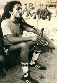 Bob with Red Stripe and three stripes