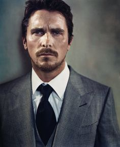 "<3 Christian Bale - From ""Little Women"" to ""Batman""... he's still my all time FAVE <3... So handsome... & his voice in Batman is what gets me :0), LOVE IT!!"