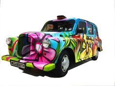 Crazy Taxi Photo Booth
