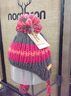 NordbroN, gorros de lana hechos a mano y con interior polar. Pincha en este…