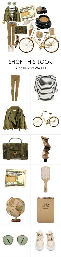 """""""back to school 2k15"""" by mammutipoeg ❤ liked on Polyvore featuring Pull&Bear, Nixon, Proenza Schouler, Aesop, Philip Kingsley and Ray-Ban"""