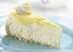 Lemon Supreme Cheesecake Recipe