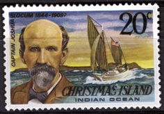 My family-Joshua Slocum (February 20, 1844 – on or shortly after November 14, 1909) was the first man to sail single-handedly around the world. He was a Nova Scotian born, naturalised American seaman and adventurer, and a noted writer. In 1900 he wrote a book about his journey Sailing Alone Around the World, which became an international best-seller. He disappeared in November 1909 while aboard his boat, the Spray.