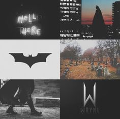 Batman aesthetic #DC