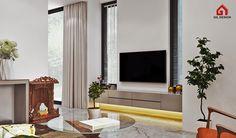 Living Room, Ho Chi Minh City, Vietnam. Designed by Gil Design Gildesign.vn