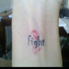 Breast cancer tattoo ink | tattoos picture breast cancer tattoos