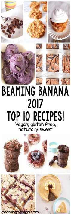 A look back at the top 10 recipes of 2017! Plus, reflecting on this past year and looking forward to the recipes coming in 2018.