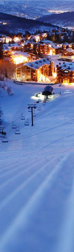 Deer Valley Utah Ski Resort