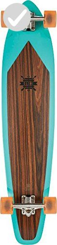 Globe Byron Bay Complete Longboard - 9.5x43 Rosewood - For all the skaters (*Amazon Partner-Link)