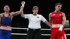 Amateur boxing chiefs drop officials after 'handful' of bad decisions - BBC Sport