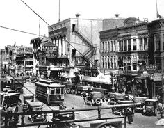 Downtown South Bend - 1923