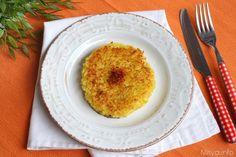 Il riso al salto è una tipica preparazione della cucina lombarda. Nata come ricetta per riciclare gli avanzi del risotto giallo del giorno prima, ora il Riso
