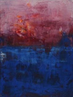 "Saatchi Art Artist Annika Banko; Painting, ""When Opposites Attract"" #art"