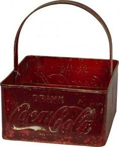 Vintage Coca Cola Crate BD193 : Lot 5