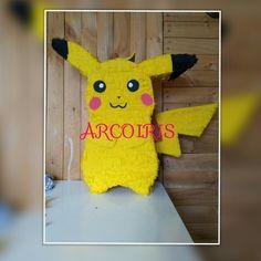 Piñata de pikachu