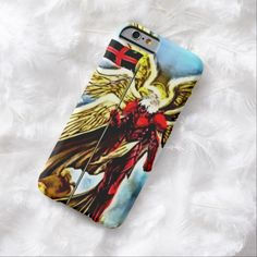 The Judgement Tarot Card iPhone 6 Case by Wraithe. Mystical Creations Tarot Deck.