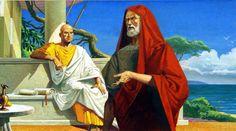 Hannibal and Scipio Africanus