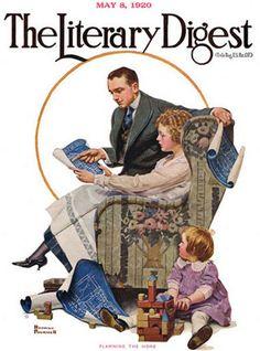 Norman Rockwell (1894 – 1978, American)