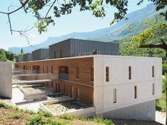 Gallery of Le Jardin du Côteau / Christian Blachot Architecture - 1