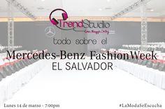 Esta noche tendremos todos los detalles de lo que vivimos en el @mbfwsv  Diseñadores y organizadores nos estarán acompañando y compartiendo su experiencia en la semana de la moda en El Salvador. Nos escuchamos a las 7:00pm en @femenina1025 #LaModaSeEscucha #MBFWSV