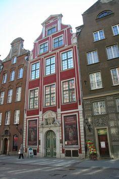 Dom Uphagena - Muzeum Wnętrz Mieszczańskich   #gdansk #sightseeing #pinspiration