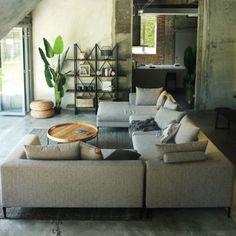 Sofas - ruma 3 Seater Sofa, Sectional Sofa, Sofas, Living Furniture, Home Furniture, Target Living Room, Vintage Sofa, Modular Sofa, Corner Sofa