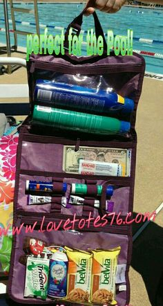 Perfect for the pool! Timeless Beauty Bag! 31 thirty one