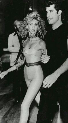 Olivia Newton John - Grease premier after party - Studio 54
