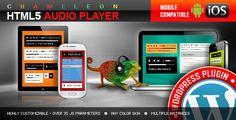 HTML5 Audio Player WordPress Plugin (Media)