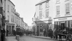 Old Images Of Clare - Parnell Street, Ennis in 1902