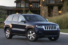 Jeep Grand Cherokee...love my car!!