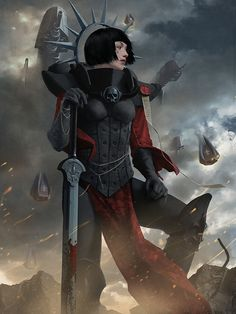 Warhammer 40,000 Sister of Battle