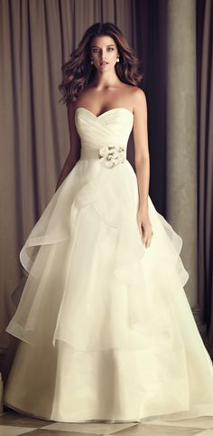 Dream Dress by Paloma Blanca