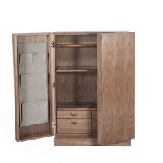 Image of Alvilda Bar Chest design by BD MOD Walnut Furniture, Unique Furniture, Online Furniture, Contemporary Furniture, Bedroom Furniture, Furniture Storage, Storage Shelves, Tall Cabinet Storage, Locker Storage