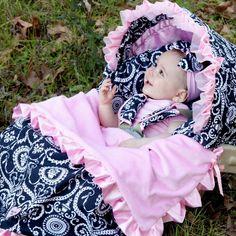 Pink Baby Boutique - Baby Bella Maya Mid Summer Dream Stroller Blanket, $39.95 (http://www.pinkbabyboutique.com/mid-summer-dream-stroller-blanket/)