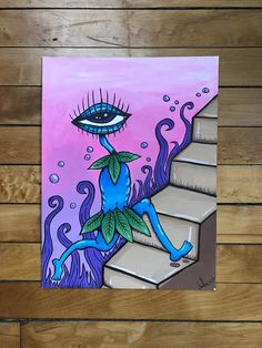 hippie painting ideas 806144402034799395 - Source by Hippie Painting, Trippy Painting, Painting & Drawing, Alien Painting, Psychedelic Drawings, Trippy Drawings, Art Drawings, Psychedelic Decor, Cute Canvas Paintings